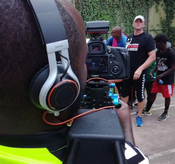 Dokumentar om Brian Mathiasen i Mombasa