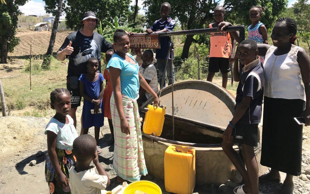 Rent vand til landsbyen