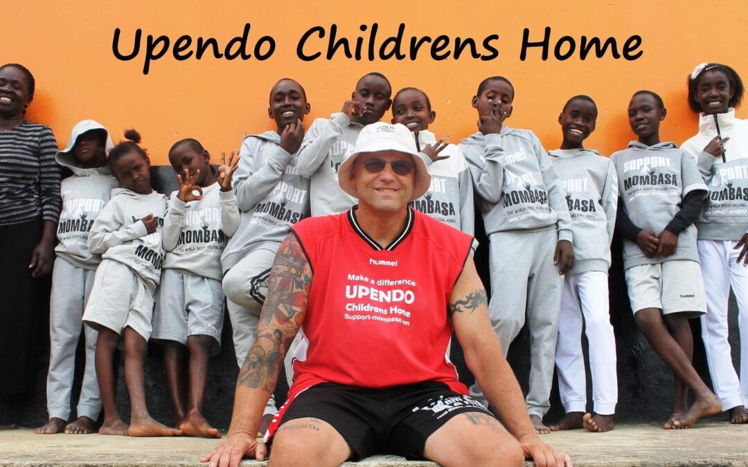 Bliv medlem og støt børnene på Upendo Childrens Home