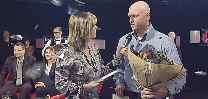 "Brian Mathiasen ""Årets Østjyde 2010"""