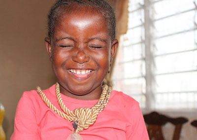 bahati laughing