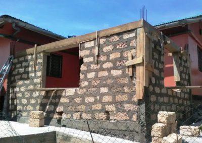 opbygningen af soveværelse